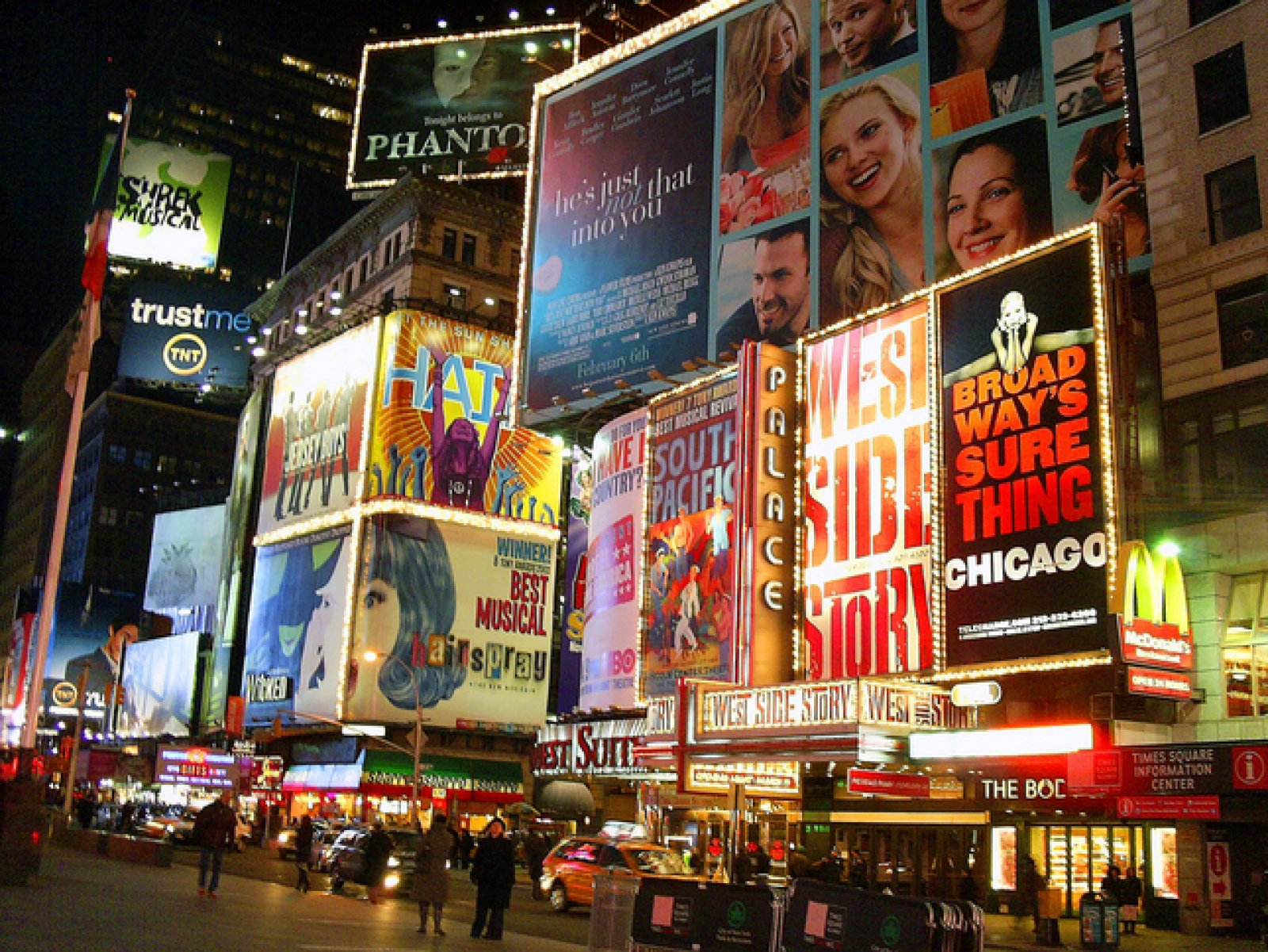 Broadway Stage Wallpaper Musical Theatre Obsessed