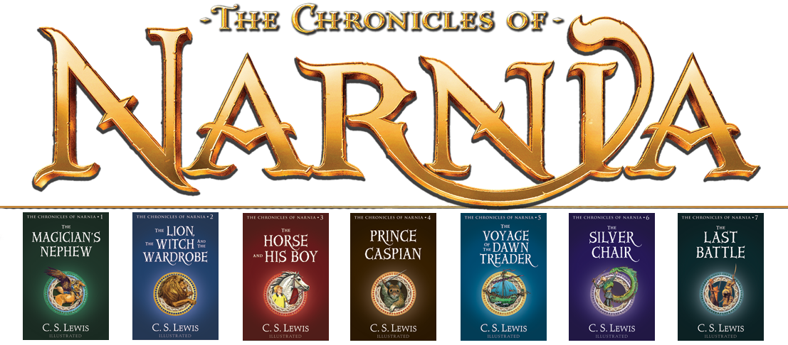 Image result for chronicles of narnia books