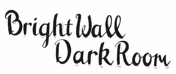 Bright Wall Dark Room