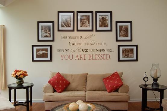 decoraçao com quadros