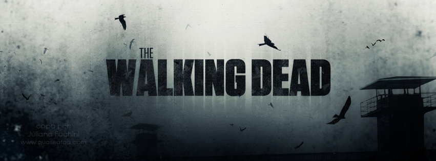 capa facebook twd the walking dead