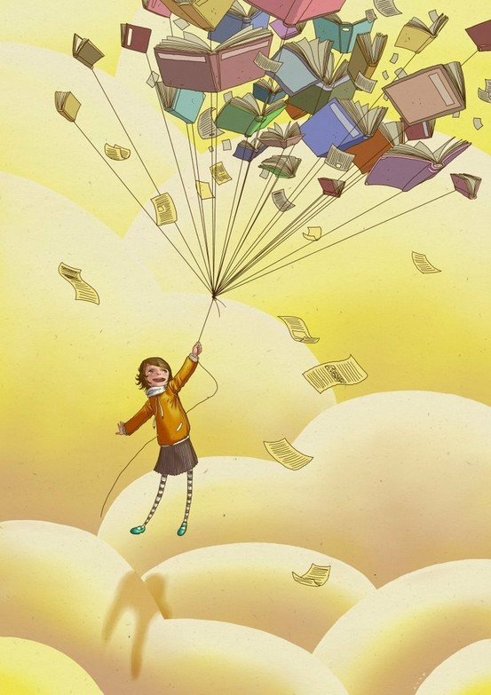 Swept Away By Books