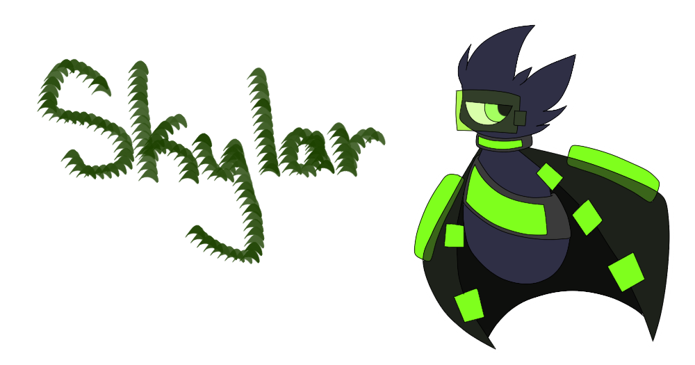 dark matter swordsman skylar - photo #1