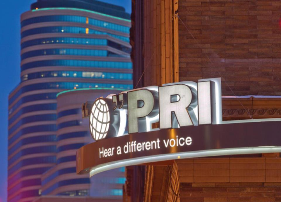 Public Radio International (PRI)