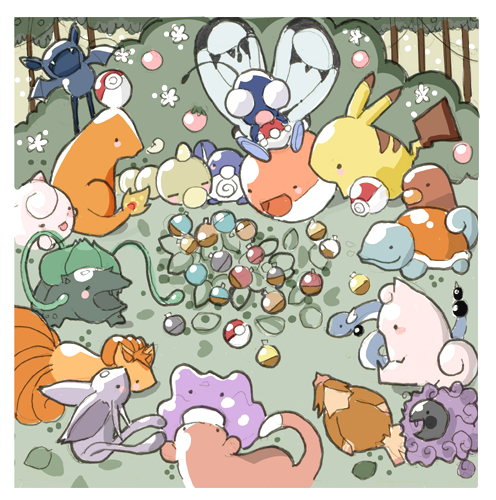 love for pokemon, Ash Ketchum has rounded up the best of his pokemon