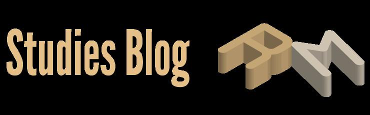 Studies blog