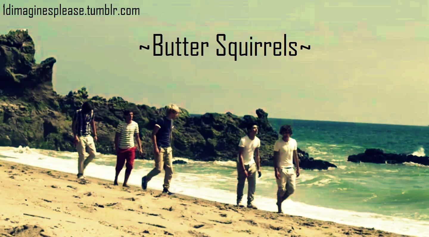 Butter Squirrels