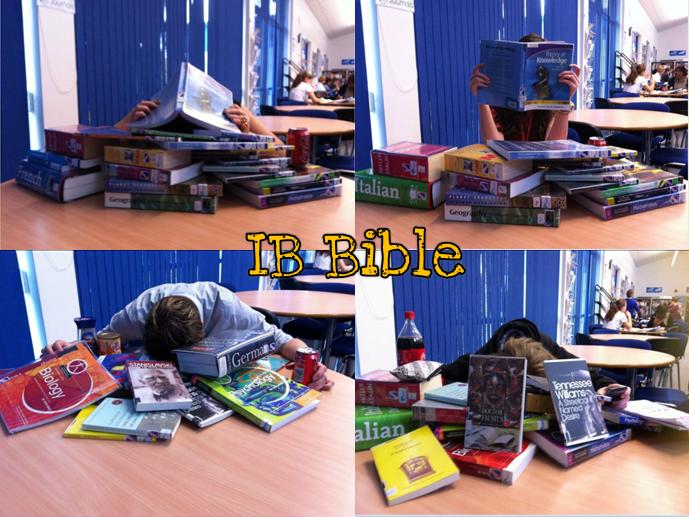 IB Bible.