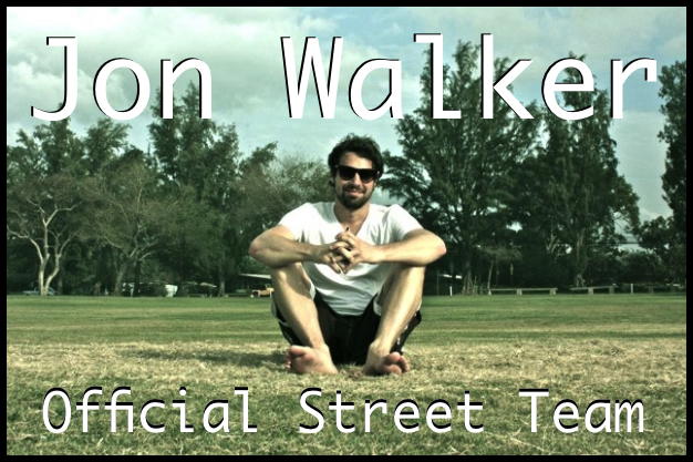Jon Walker Street Team