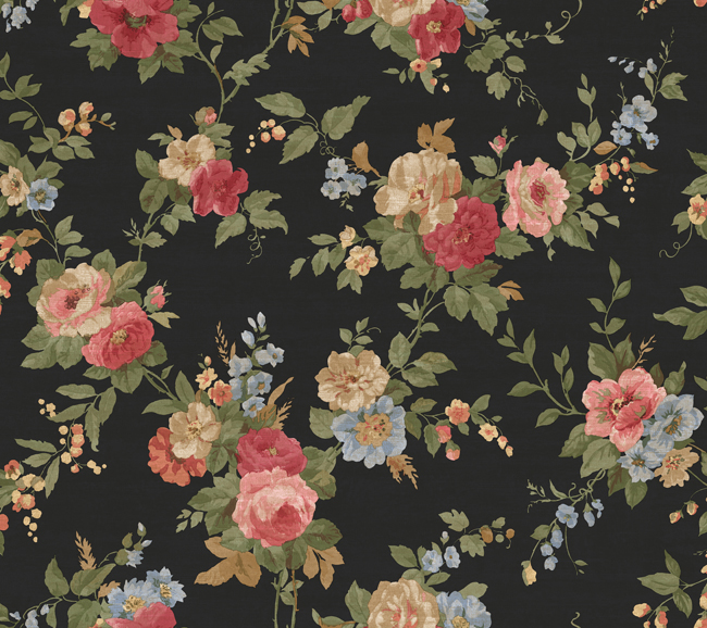 Hawke stepped in poopy for Floral wallpaper for walls