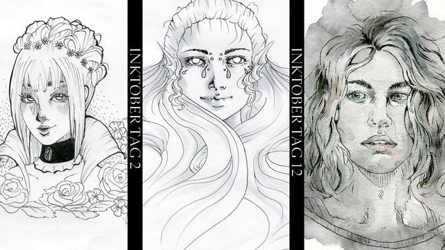 Line Drawing Portrait Artists : Artist interview irmak dönmez about expressing through drawing