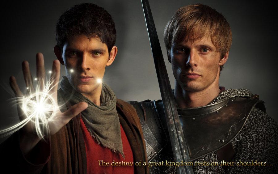 Merlin arthur tv show costumes for