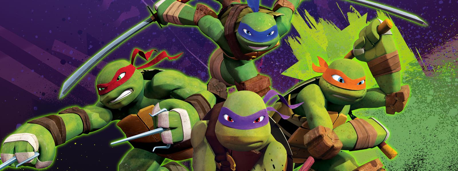 teenage mutants ninja turtles