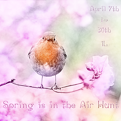 Spring Is In The Air Hunt