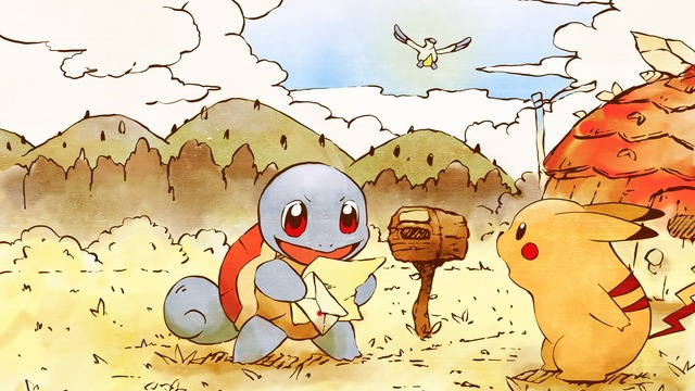 Pokemon Mystery Dungeon Red Blue Ost Pond Friend Areas 3 Versions