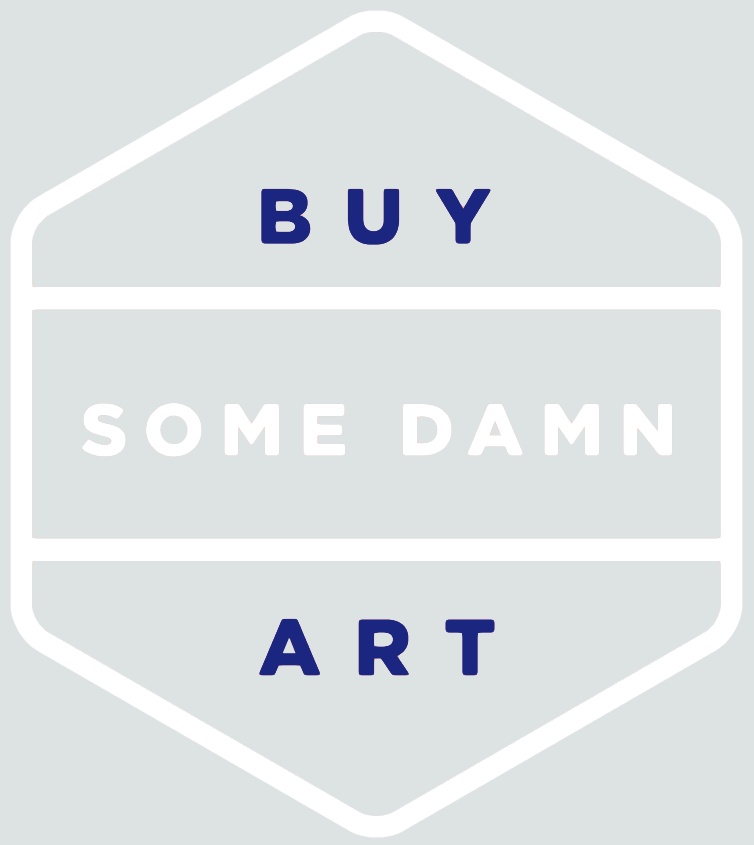 Buy some damn art burwares aka sarah burwash for Best website to sell art