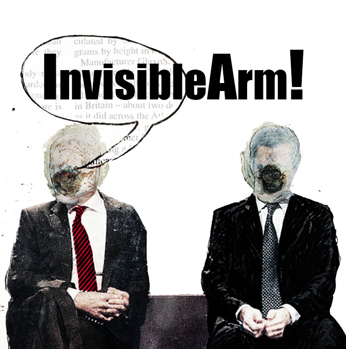 Disaster Area's Invisible Arm