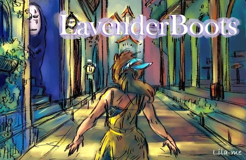 LavenderBoots