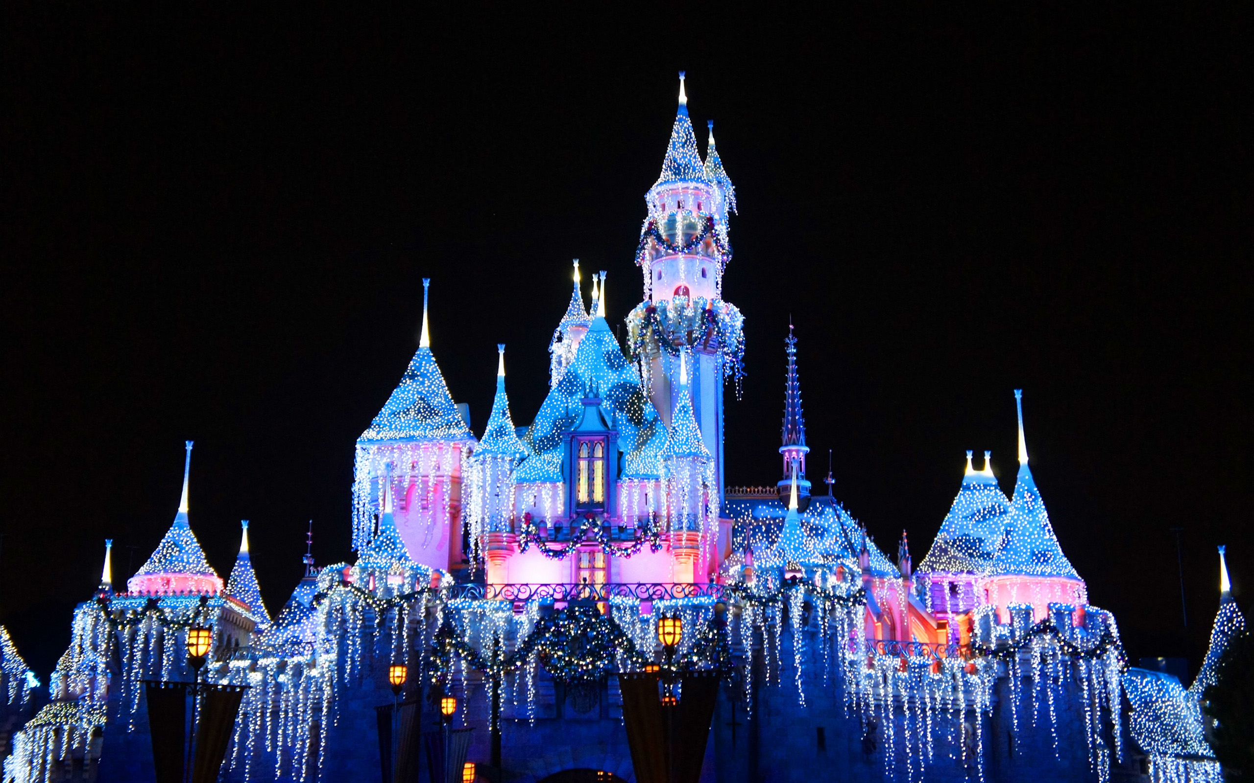 Disneyland Castle At Night Tumblr | www.pixshark.com ...