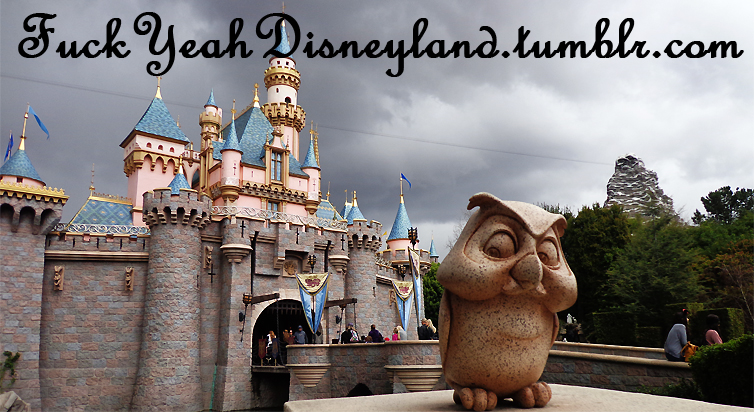 Fuck Yeah, Disneyland