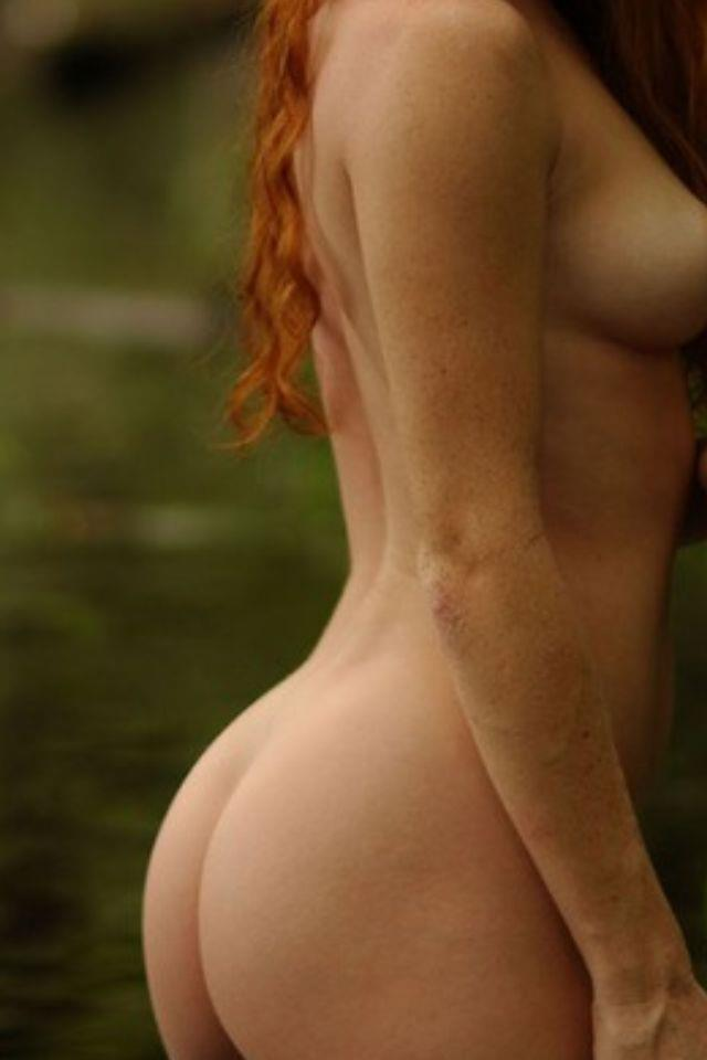 nude redhead Most beautiful