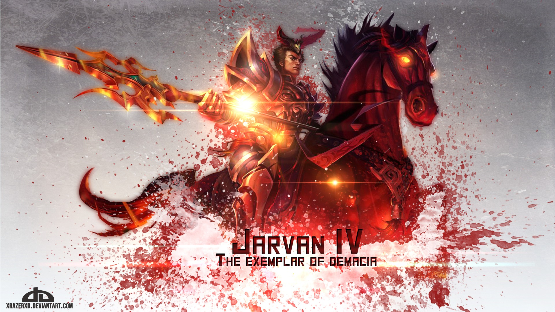 Wonderful Wallpaper Horse Epic - tumblr_static_lol___warring_kingdoms_jarvan_iv_wp_by_xrazerxd-d6dtgkx  Perfect Image Reference_778168.png
