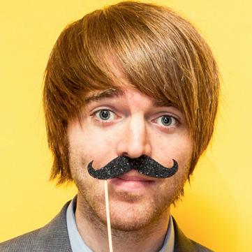 Popular vlogger Shane Dawson