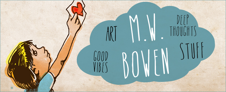 Art and Design blog for M W Bowen