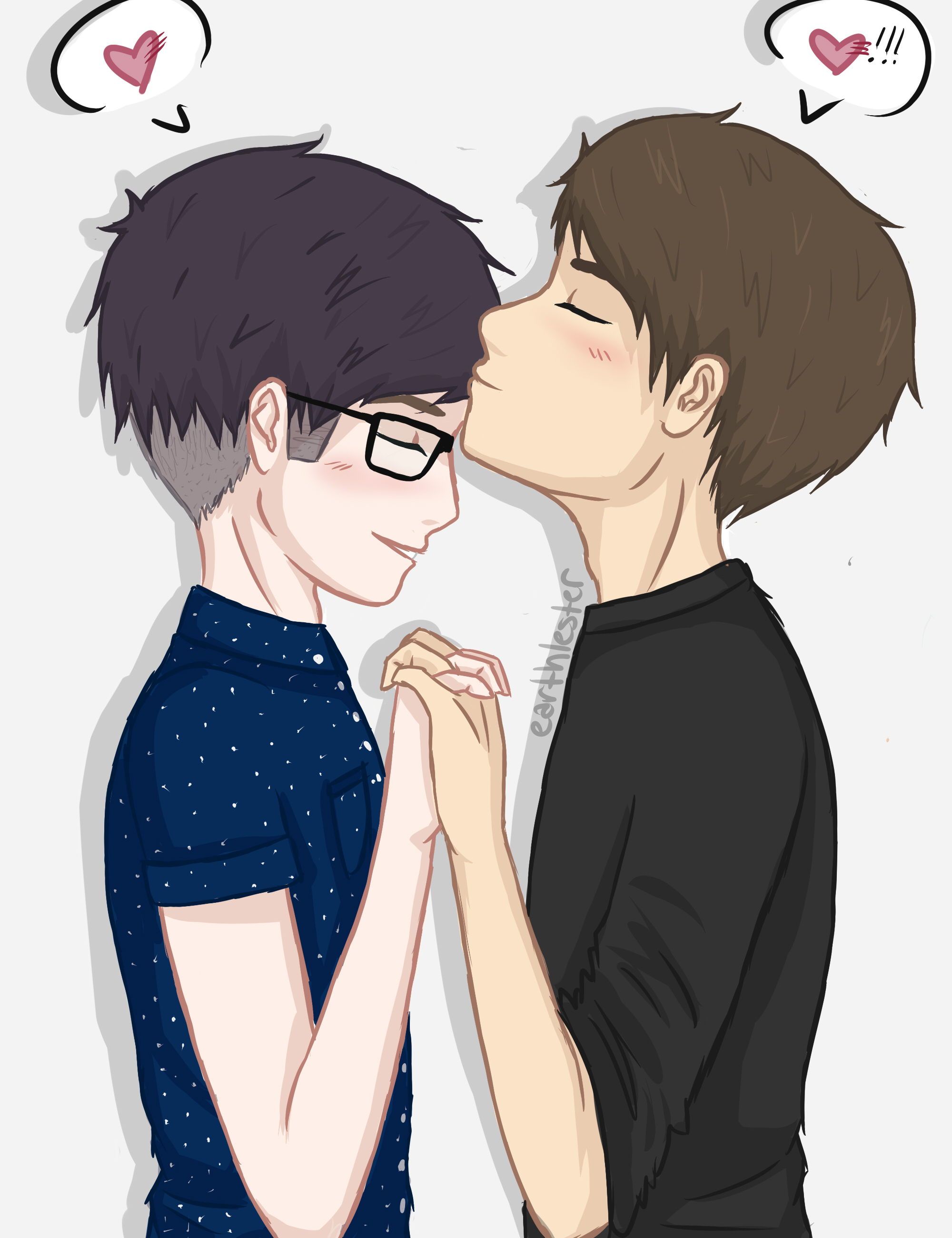 A collection of phan art for Fan art tumblr