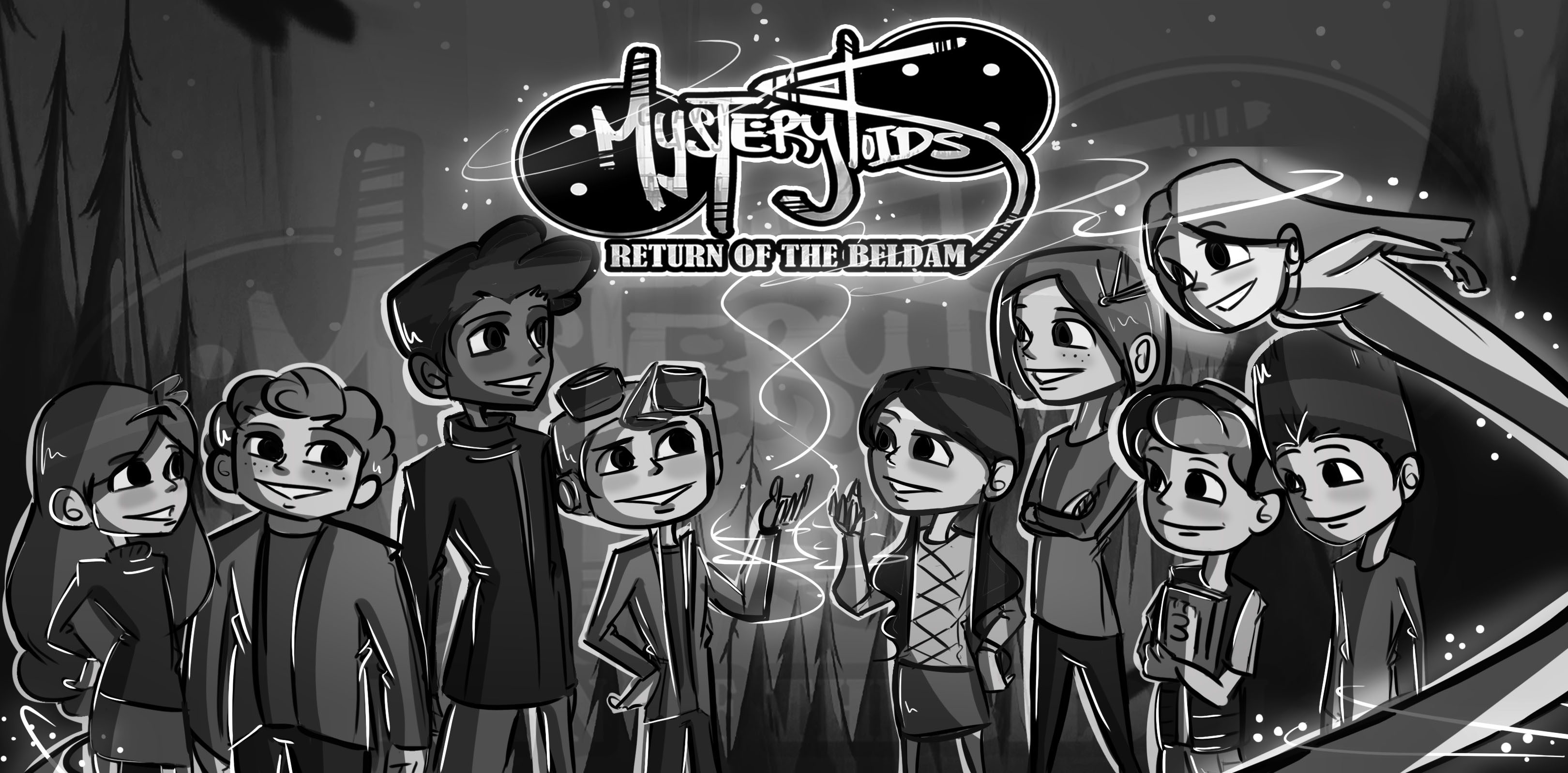 MYSTERY KIDS - RETURN OF THE BELDAM