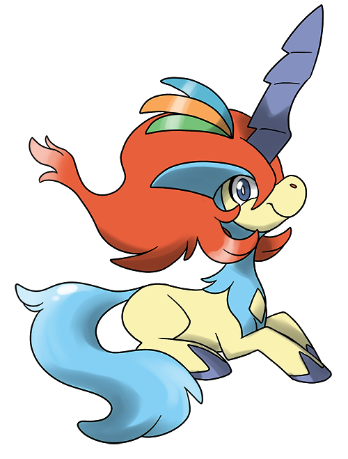 Ask Keldeo the Resolute!