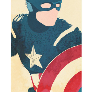 Steve Rogers Formerly Know As Captain America