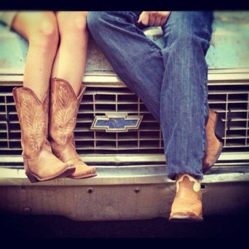Cowboy Boots and Country Boys
