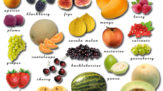 how to make healthy food chart