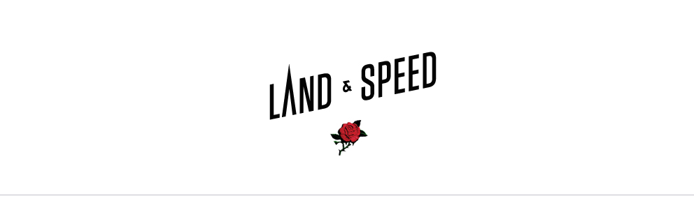 LAND & SPEED by Philip Attar