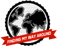 Finding my way around