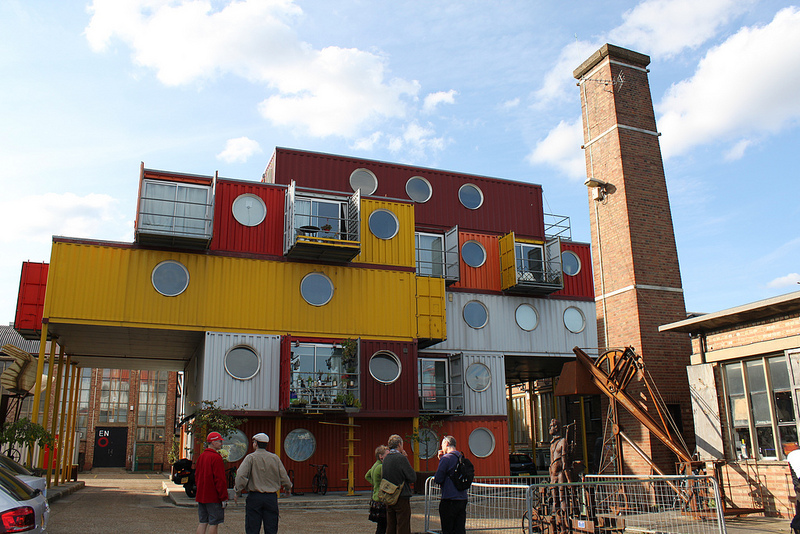 Build container homes - Container homes london ...