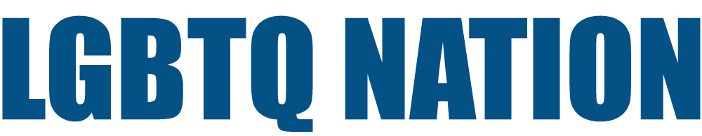 Image result for lgbtq nation logo