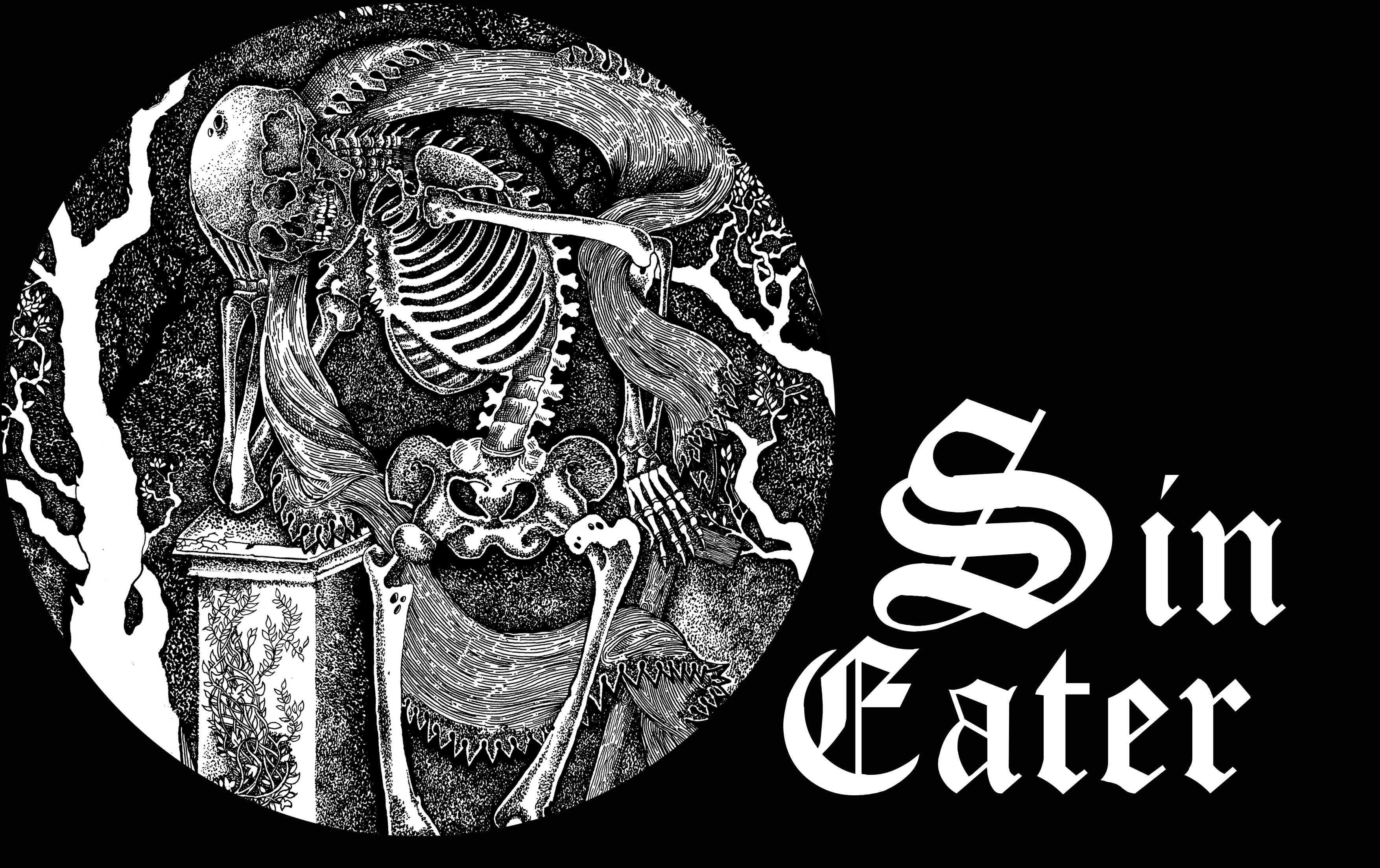 Sin Eater Illustrations