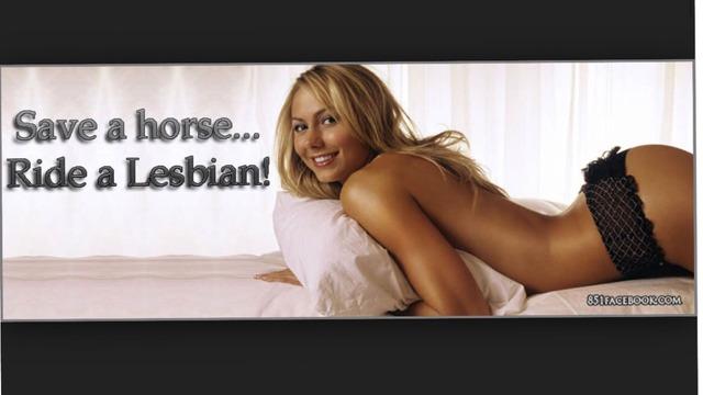 lesbian annal