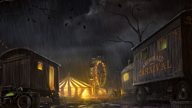 Resultado de imagen de circus tumblr
