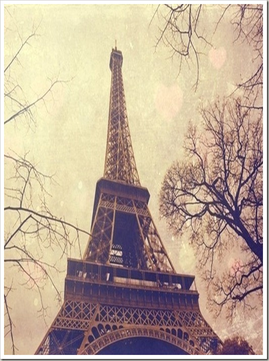 vintage eiffel tower tumblr - photo #31