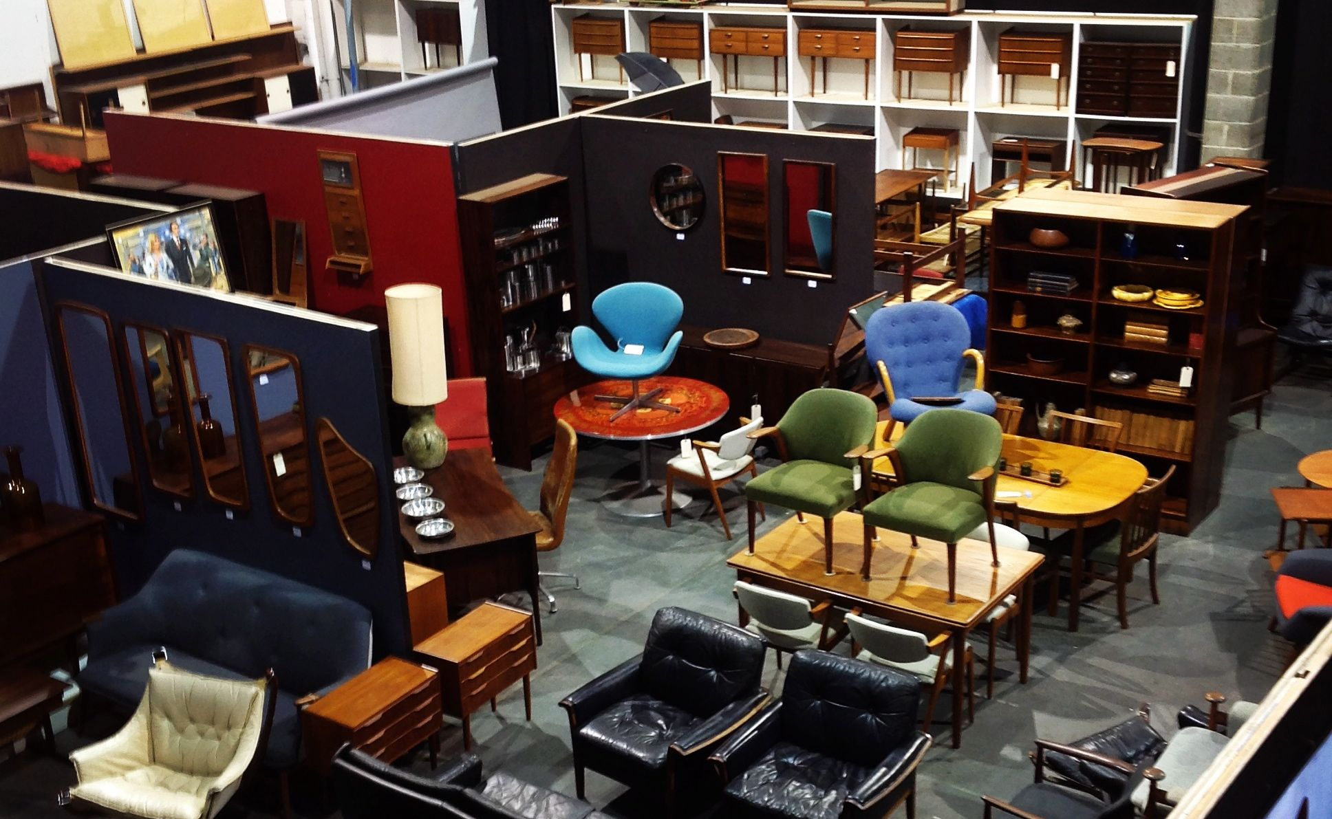 Danish Modern Furniture Stores Vintage Danish Modern Furniture