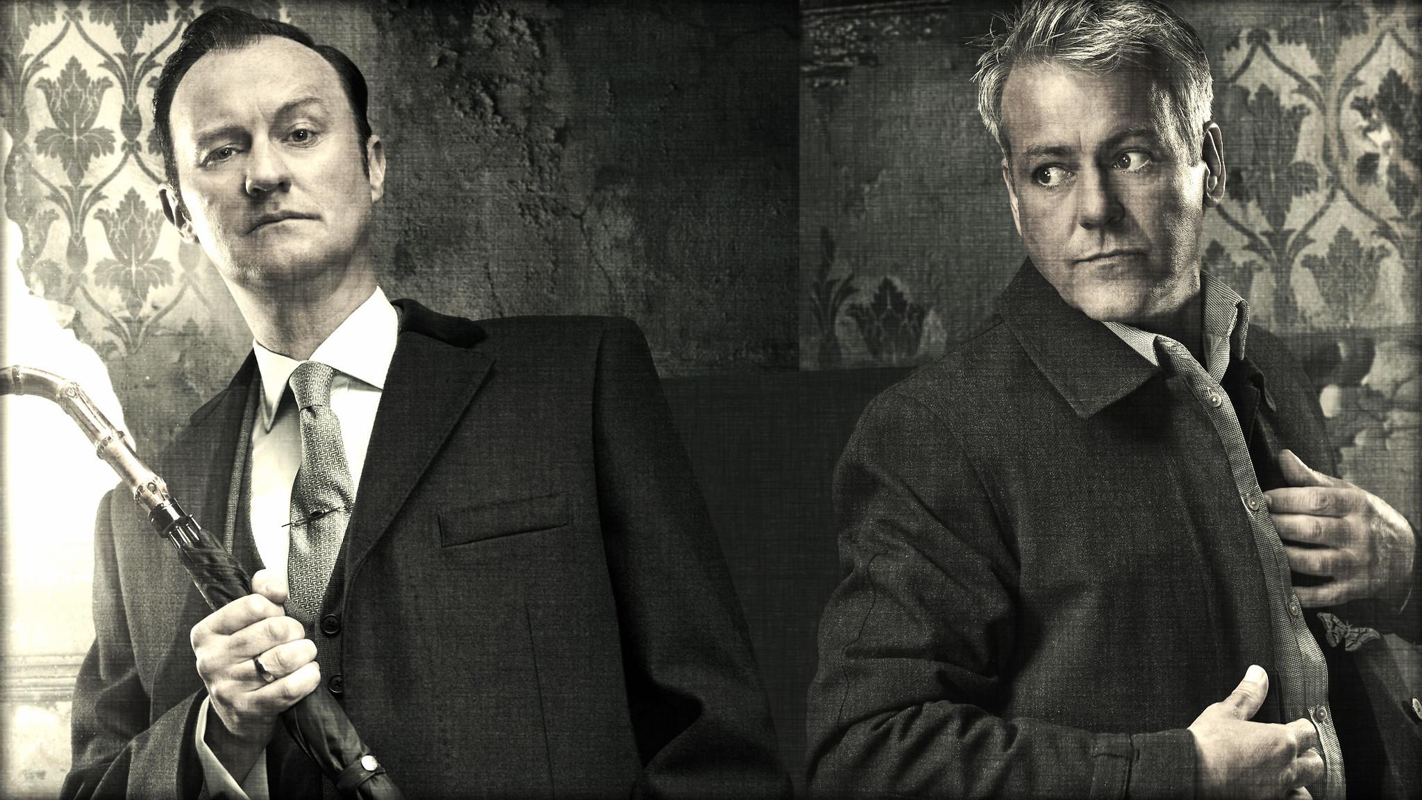 lestrade mycroft