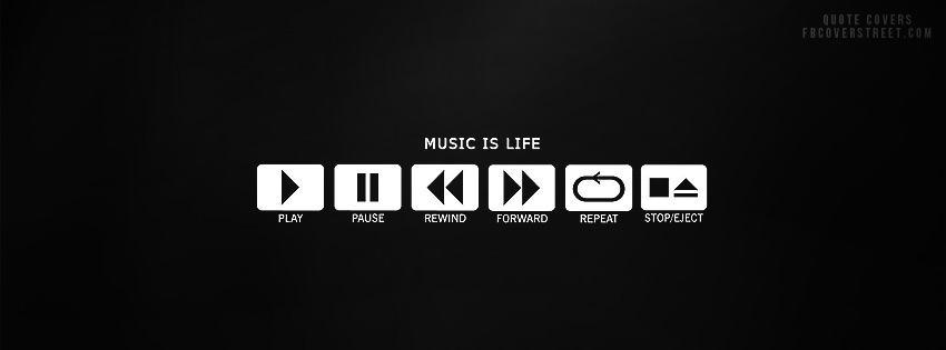Music Is My Life FB Covers