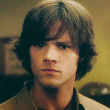 to Jared Padalecki as Thomas Kinkade in The Christmas CottageJared Padalecki Christmas Cottage Gif