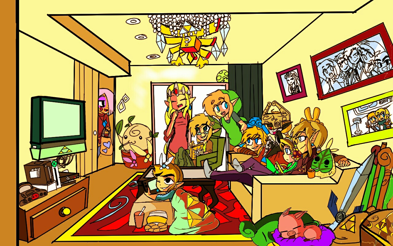 Its just one happy link family