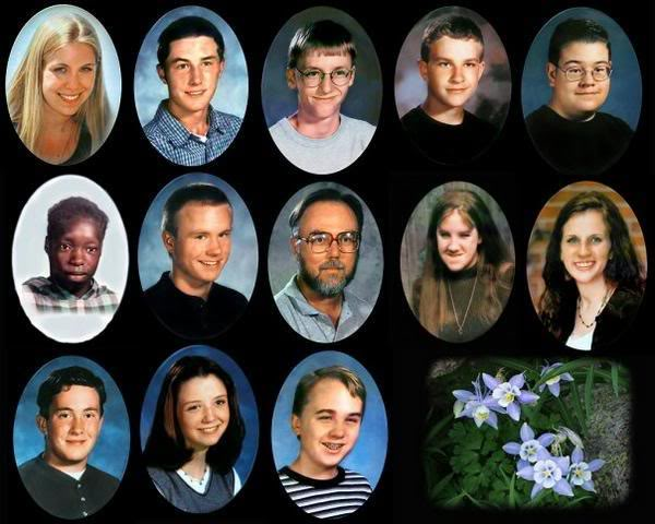 the columbine victims