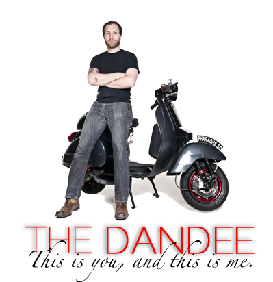 Dandee is a Musician, Business Owner, Scooterist.