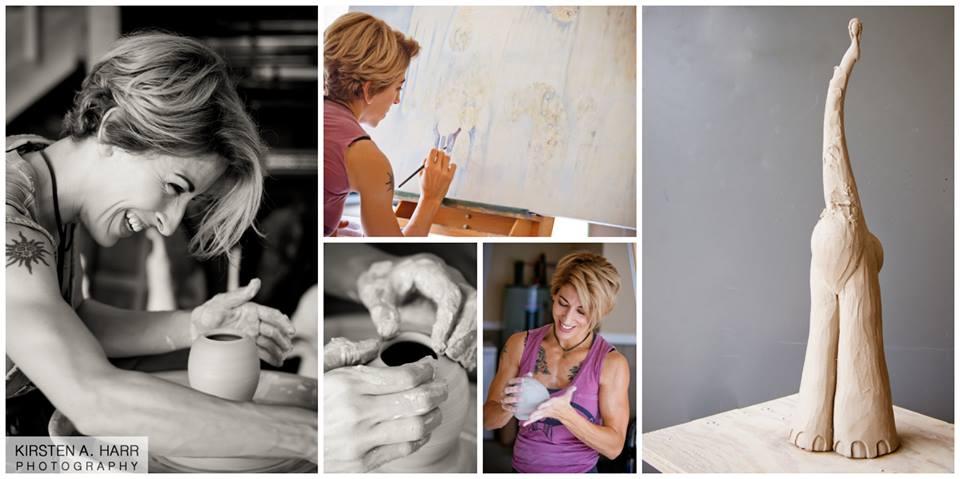 Amy Dean-Sketches, Prints, Paintings & Sculptures
